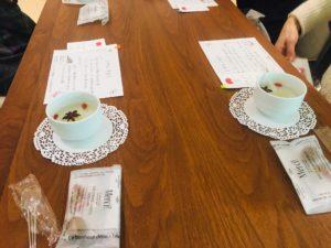 ブリーゼブリーゼ 薬膳茶セミナー